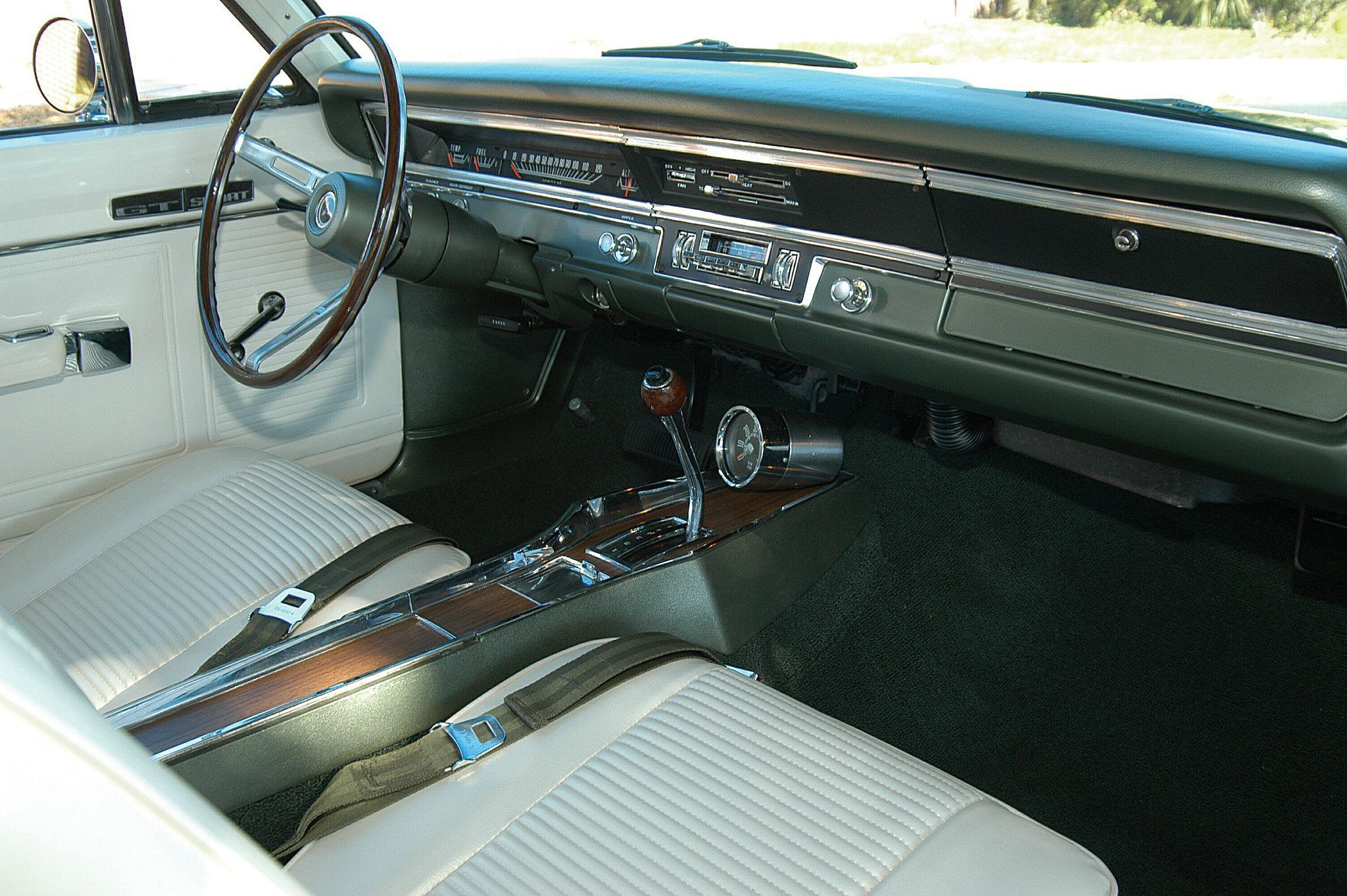 1969 Dodge Dart 340 GTS Passenger Side Dashboard