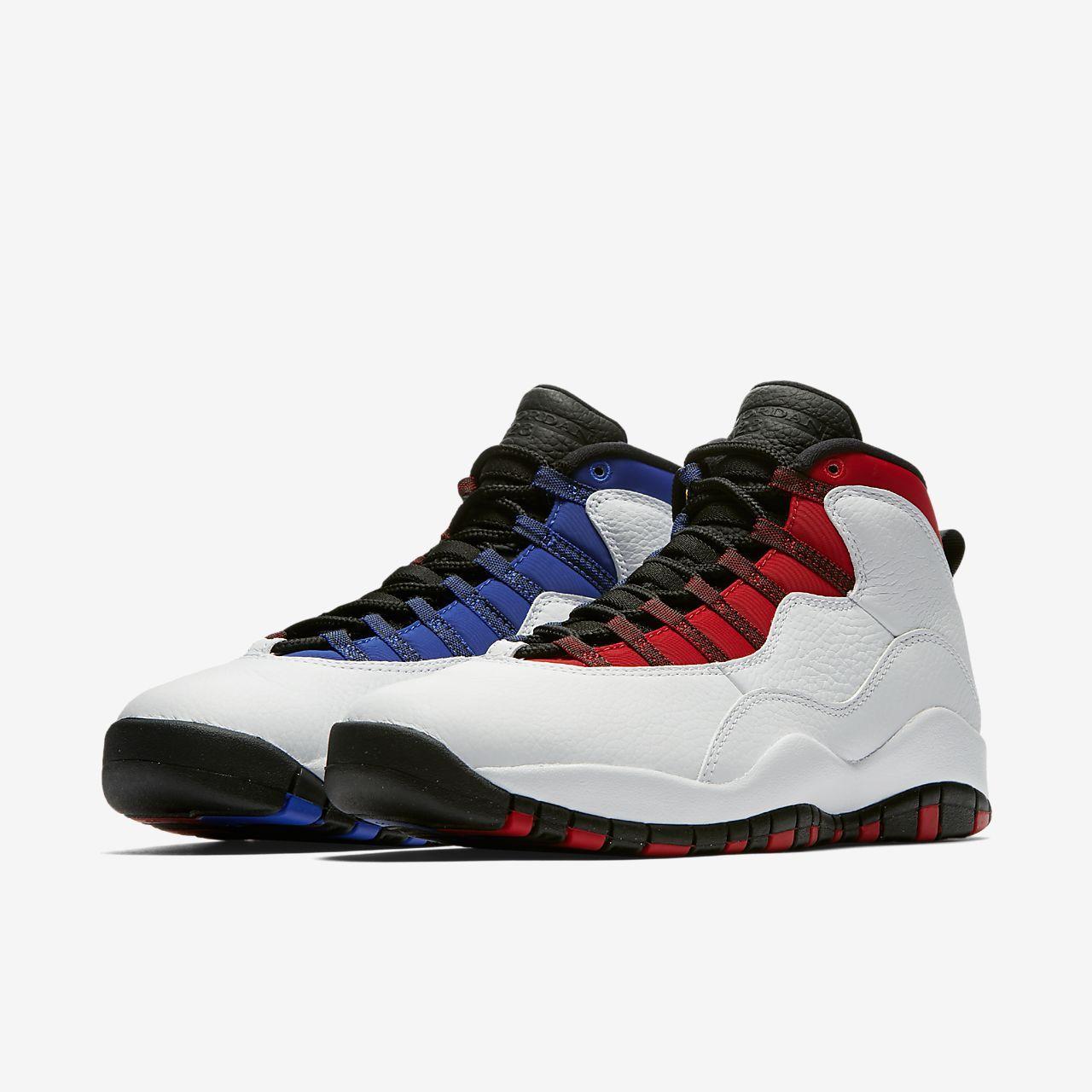 Air Jordan 10 Retro Men's Shoe | Air