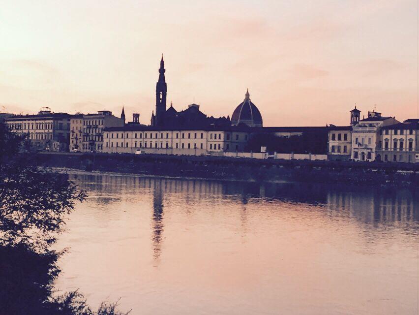 Firenze oltrarno in novembre