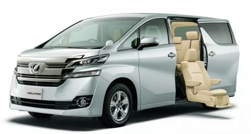 2018 Toyota Vellfire . Toyota Rumored will release new Luxury Suv in early  2018 the Toyota