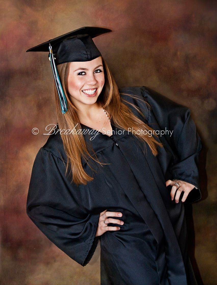 BreakawayBreakaway Senior Photography | cap & gown portraits | non ...