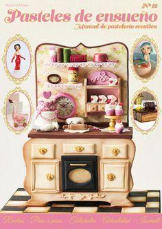 Pasteles de ensueño Magazine 12 by Marilo Flores