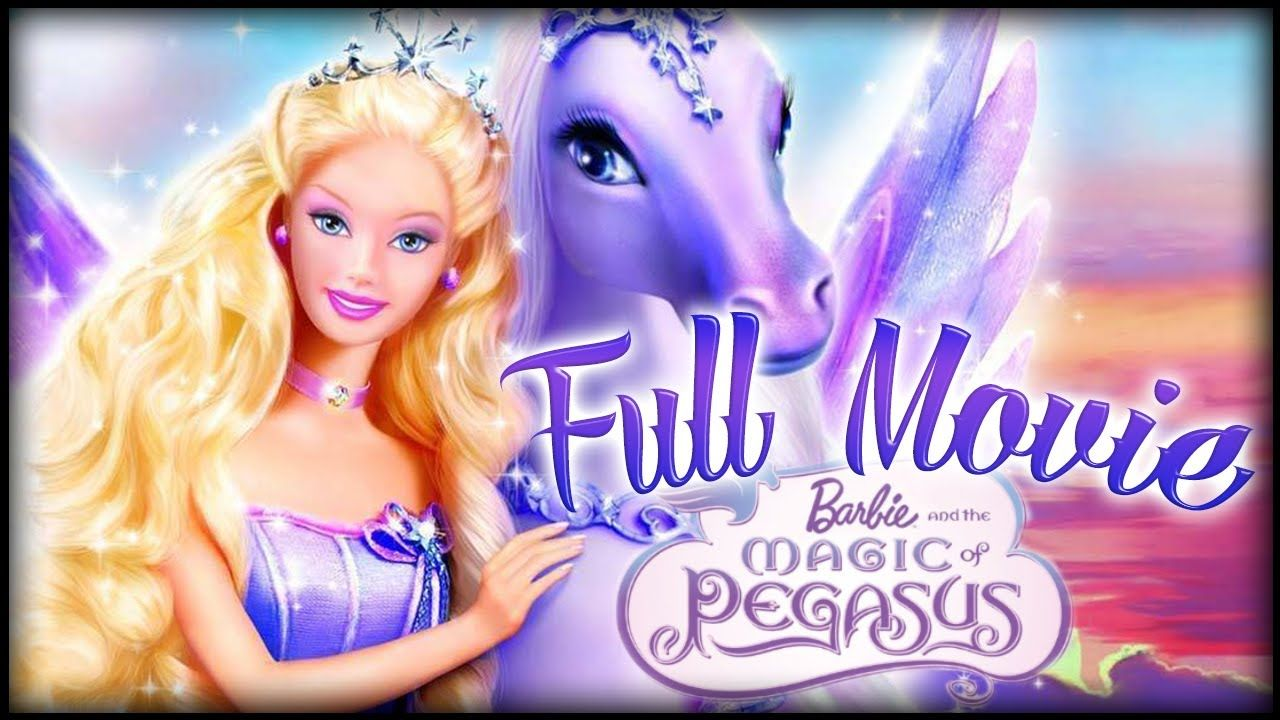 Barbie And The Magic Of Pegasus Google Search With Images