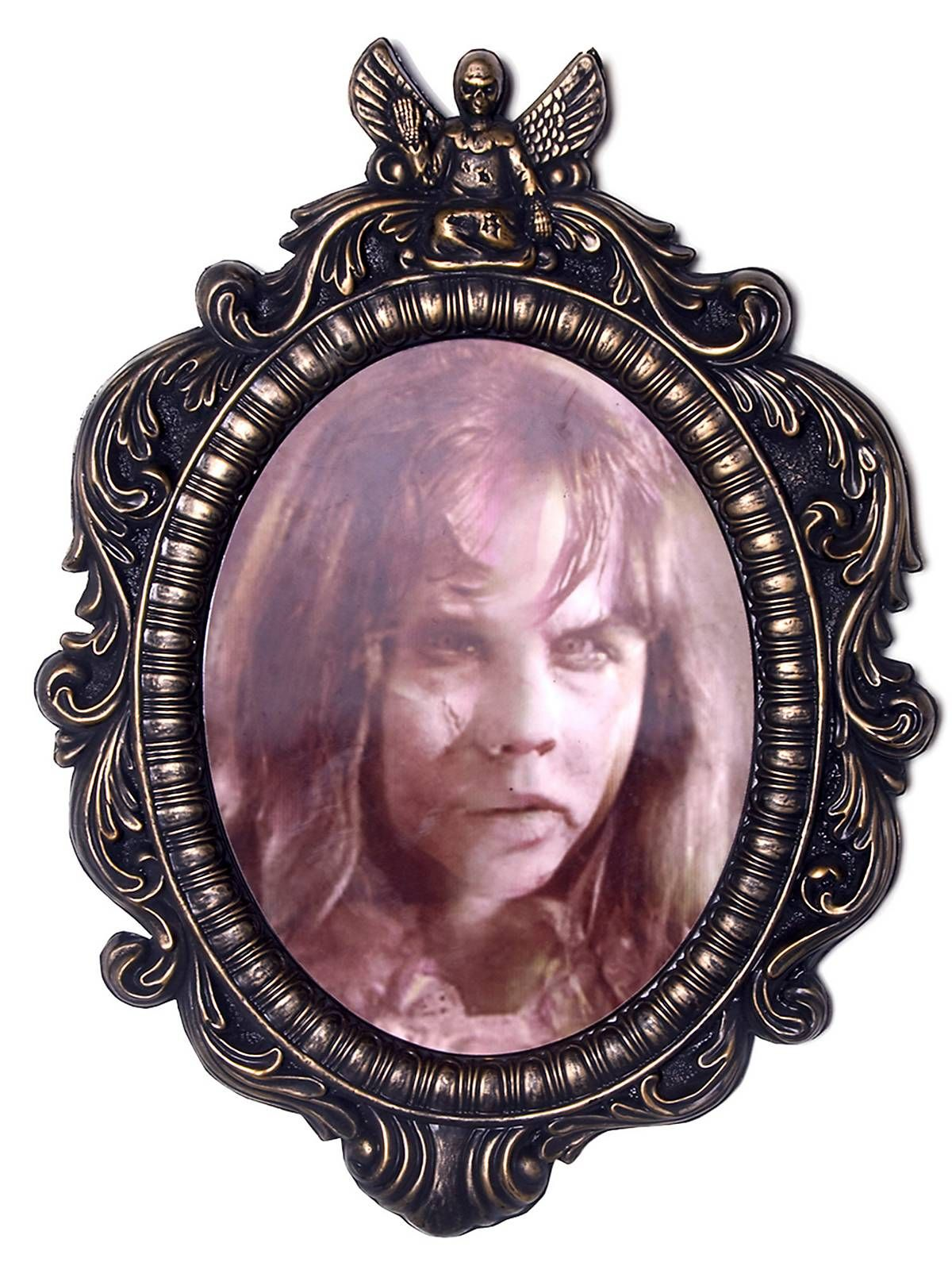 Shop for Regan From The Exorcist Lenticular and other Halloween ...