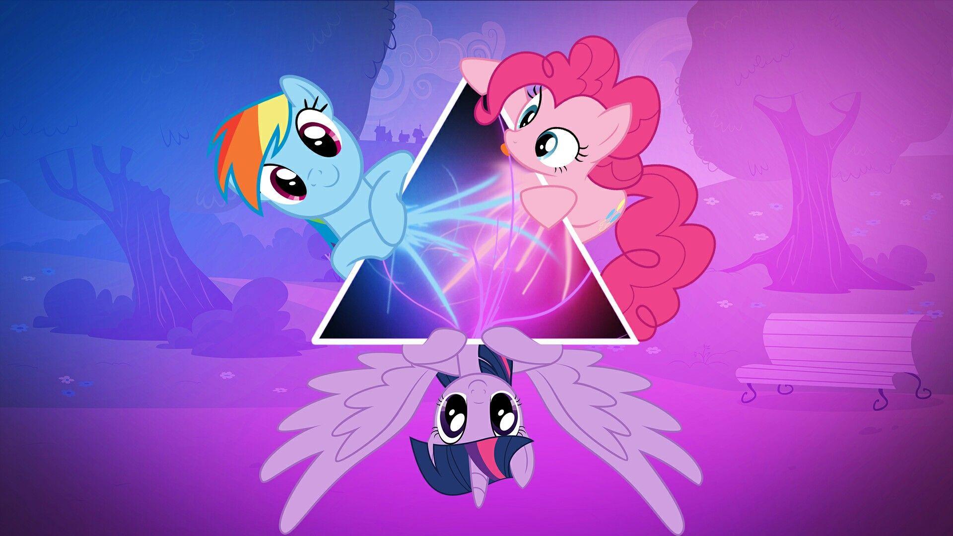 - Rainbow Dash, Pinkie Pie, Twilight Sparkle (With Images