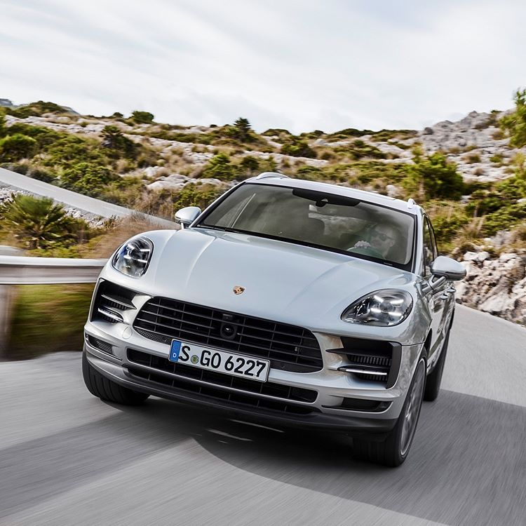 2019 Porsche Macan S Porsche macan s, Porsche, Best