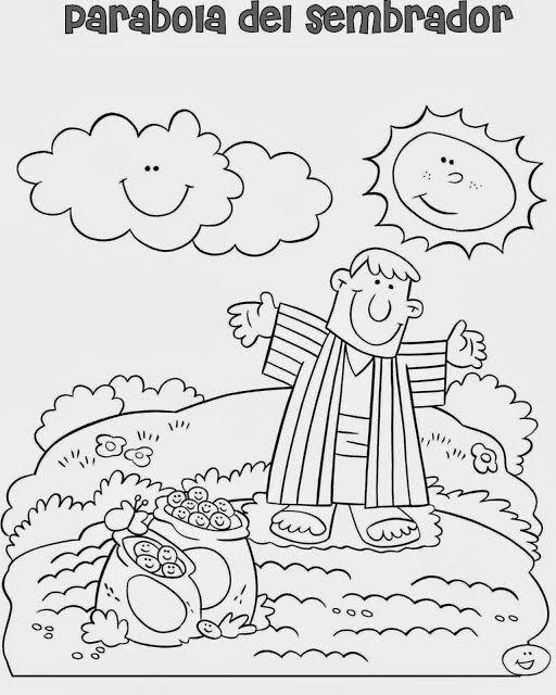 EL SEMBRADOR Jesús contó historias sencillas de la vida cotidiana ...
