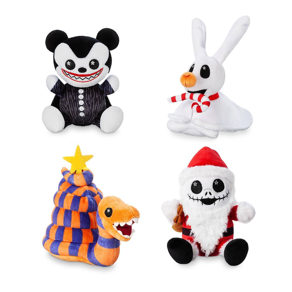 Disney Parks Wishables Mystery Plush Nightmare Before