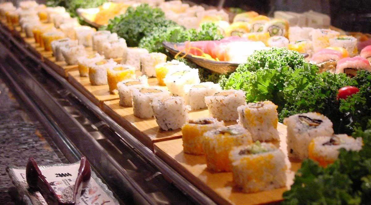 Lunch Sushi Buffet Sushi Lunch Sushi Buffet Sushi