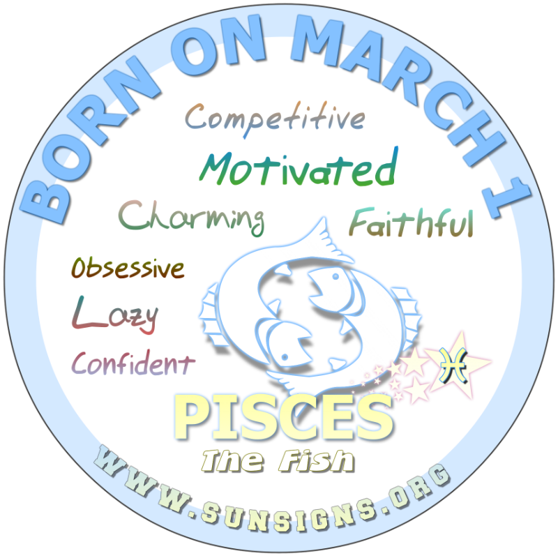 pisces born march 30 horoscope
