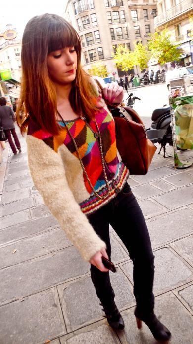 Knitwear | The Street Fashion Monitor