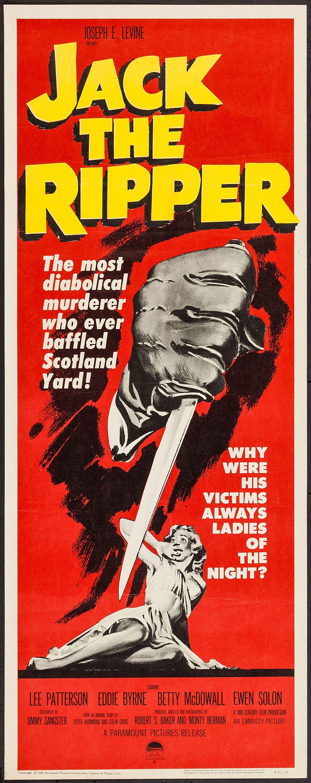 Filme über Jack The Ripper