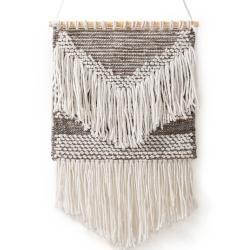 Photo of benuta Wanddeko Chloe Cream 40×70 cm – Moderner Teppich für Wohnzimmer benuta