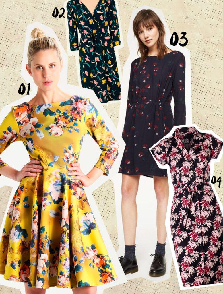 Fair Fashion Blumen-Kleider - 12 nachhaltige ...