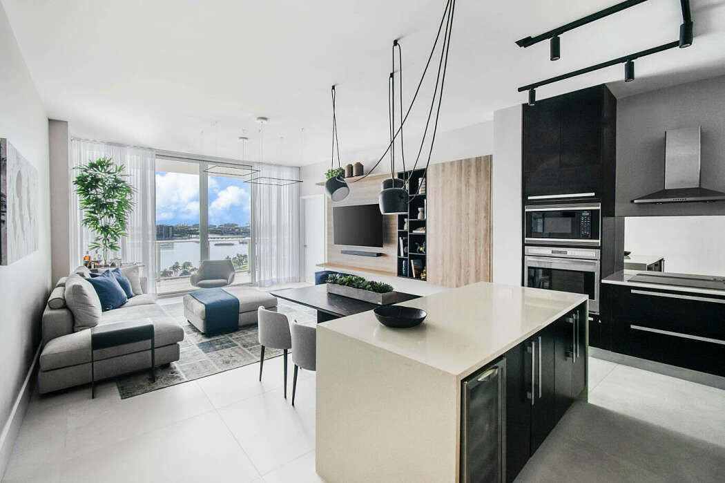 Paramount Bay by Khadine Schultz Interiors | Design projects ...