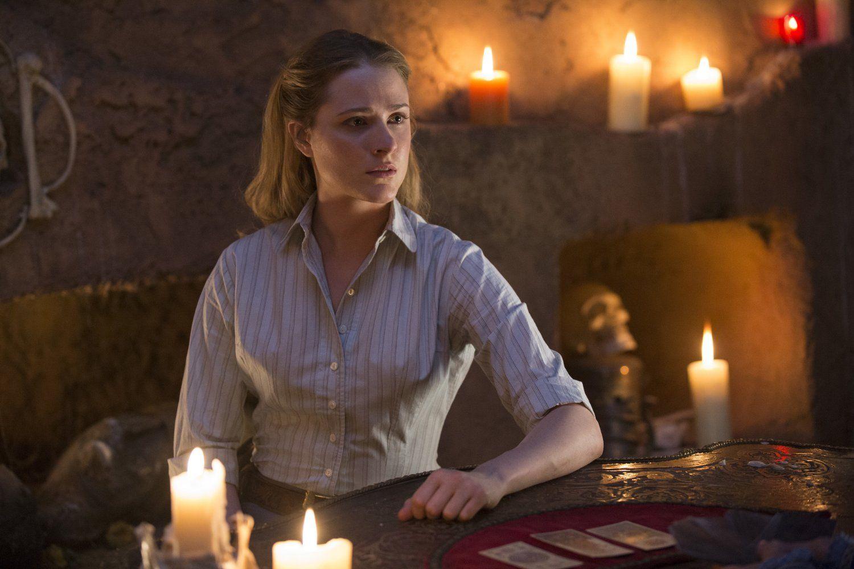 Evan Rachel Wood in Westworld (2016-)