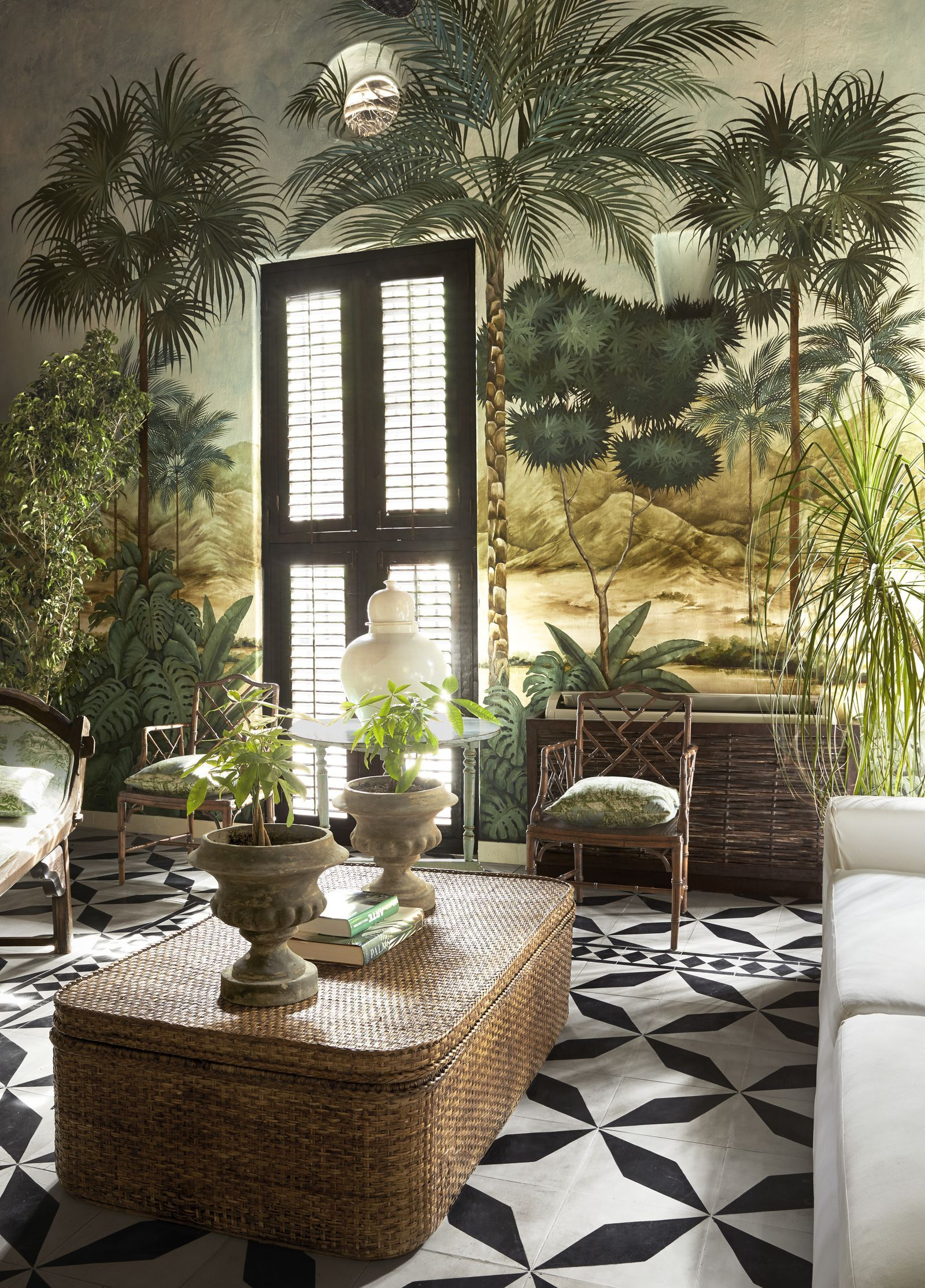 This Colombian Fashion Designer Brings a Sophisticated Spirit Into Her Cartagena Home