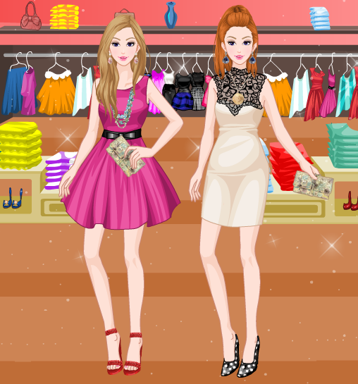 Play the latest Barbie make up games only on dressupgamesx