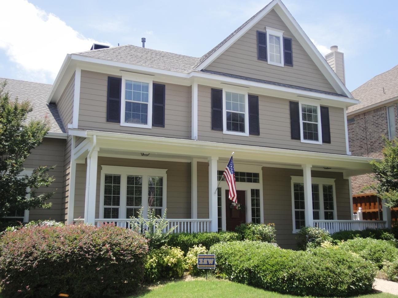 Nice Fantastic Exterior House Painting After Rain | Interesting Pins ...