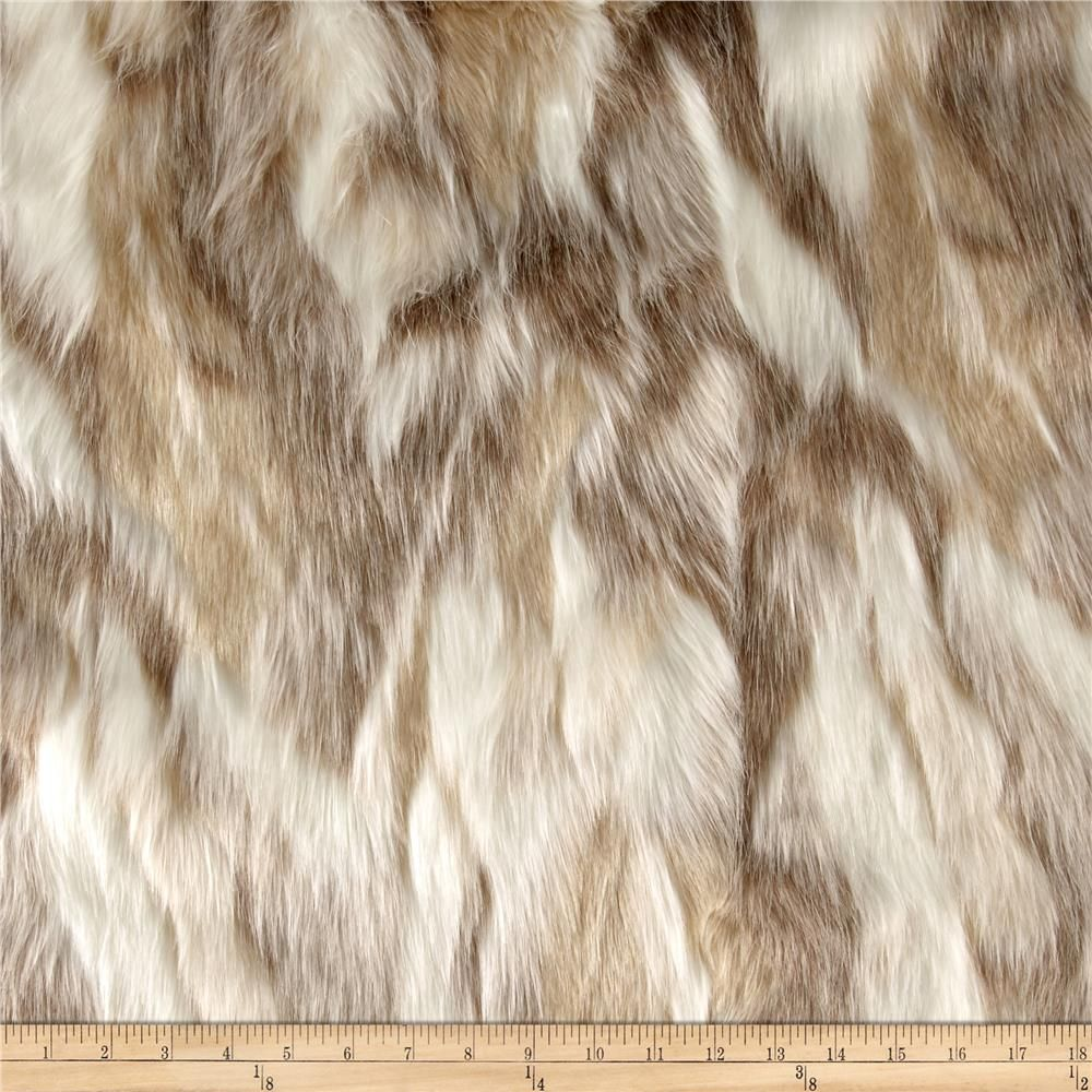 High Quality Faux Fur Fabric