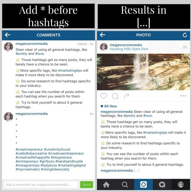 Instagram Caption Formatting Tips Instagram Captions Best Instagram Hashtags Instagram Hashtags