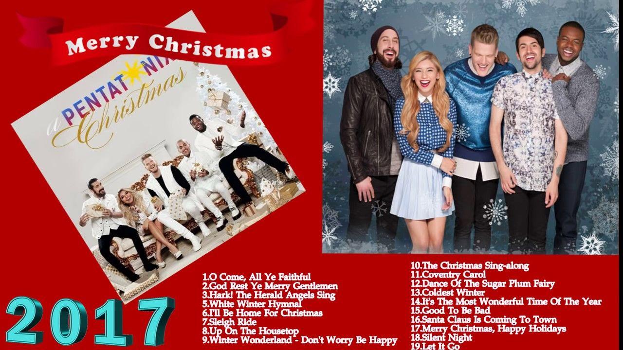 A Pentatonix Christmas Album 2017 | Pentatonix 2017 | pentatonix ...