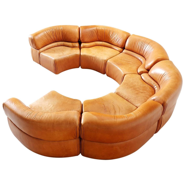 De Sede Extremely Rare Sectional Sofa Cosmos Switzerland 1970s 1stdibs Com Retro Sofa Sectional Sofa Modern Sofa Sectional