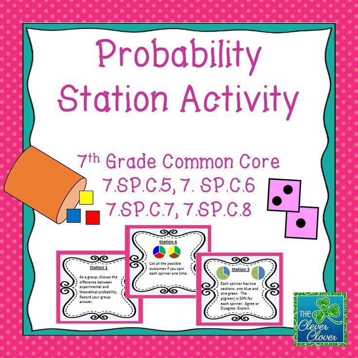 Probability Stations | MD: Pin City | Tree diagram, Math