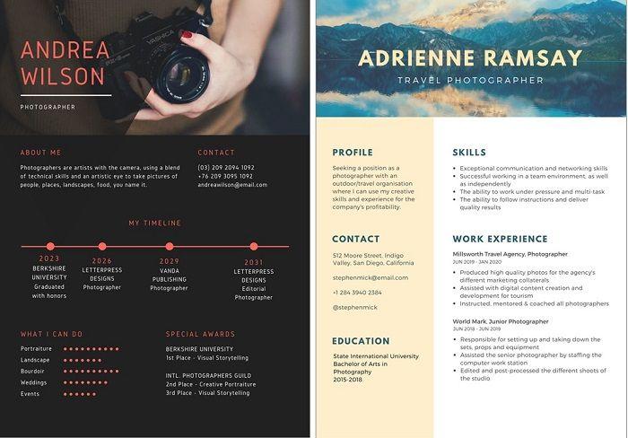 Image result for creative it resume Résumé Pinterest Creative - resume valley