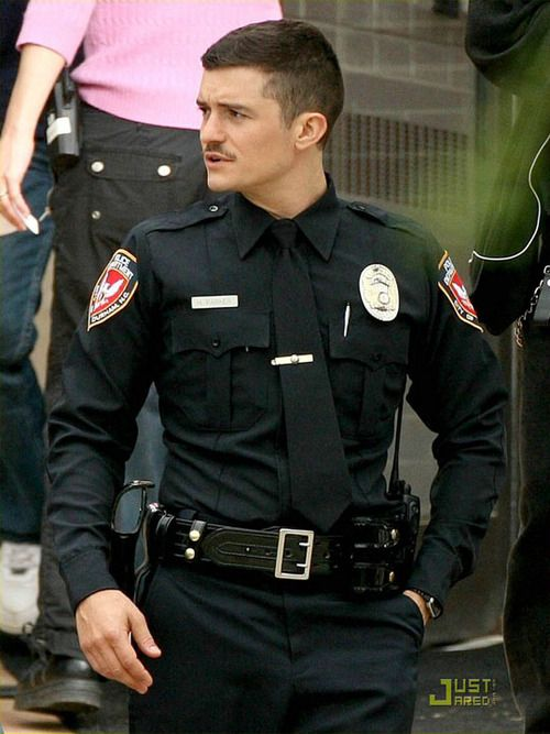 What to know when hookup a police officer