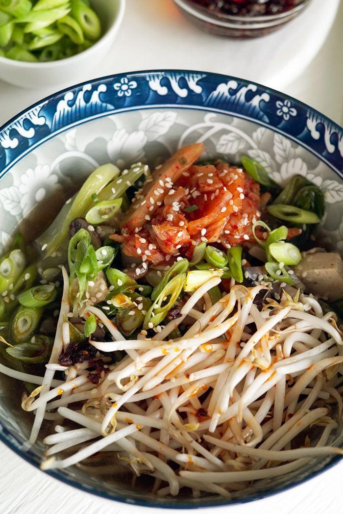 Vegan Hot Pot Tofu Mushroom Recipe For Hot Pot