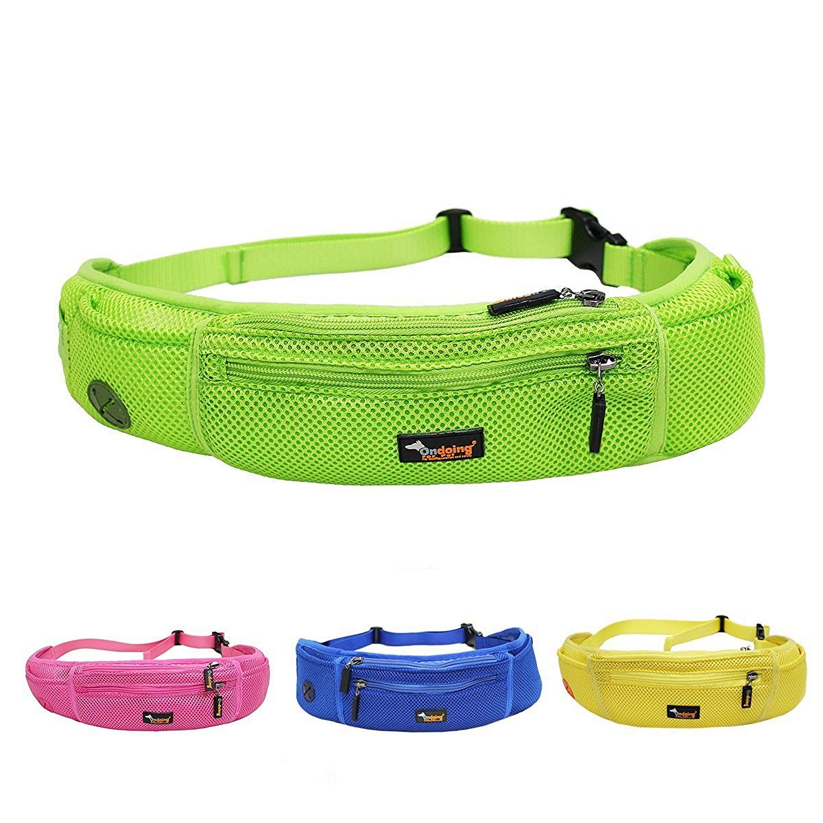 Your Workout Is My Warmup Sport Waist Pack Fanny Pack Adjustable For Run