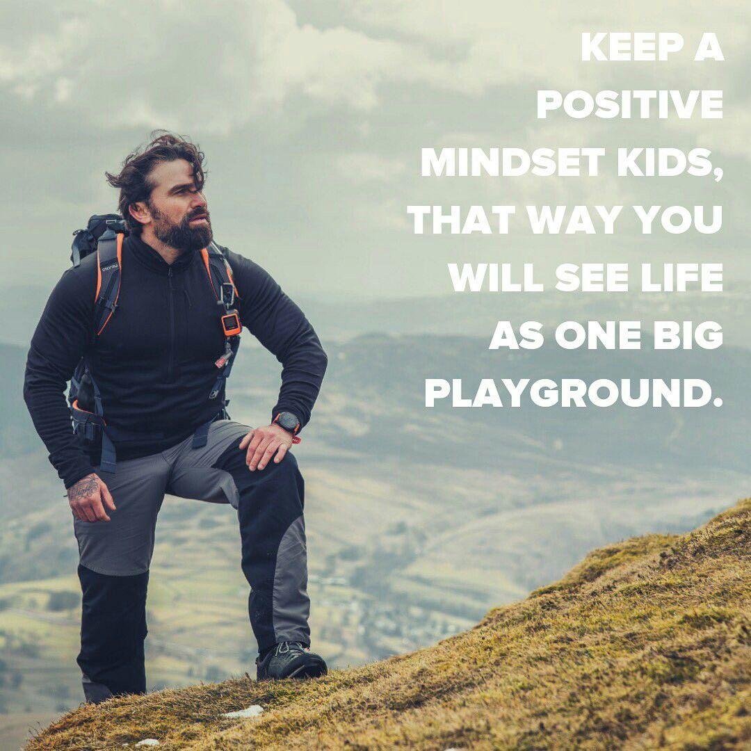 Ant Middleton quote for kids Ant middleton, Winning