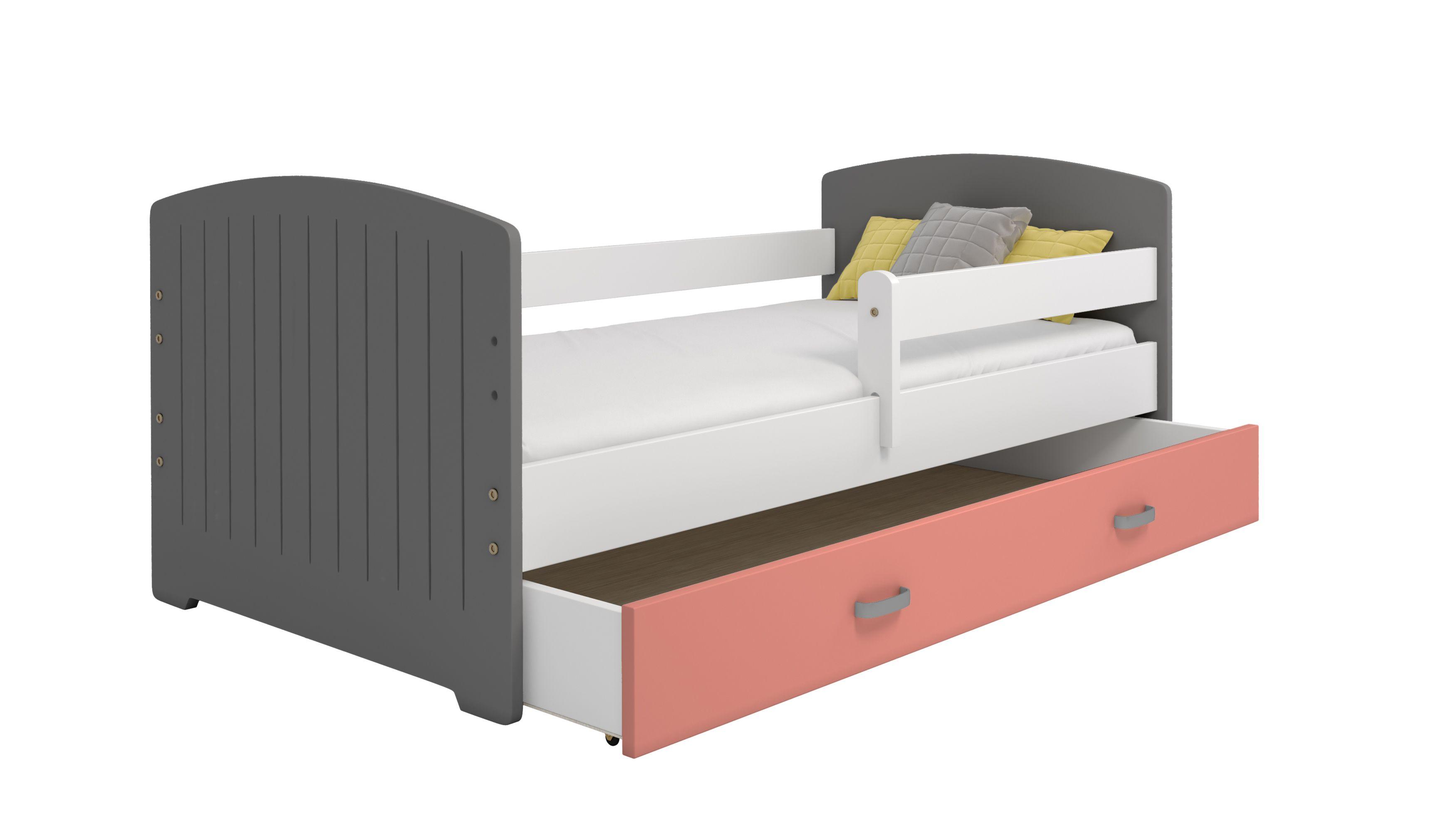 Dieses Kinderbett Wurde Mit Einen Bettkanten Ausgestattet