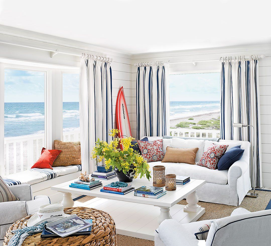 10 Beach House Rooms With Amazing Coastal Views Beach House Room