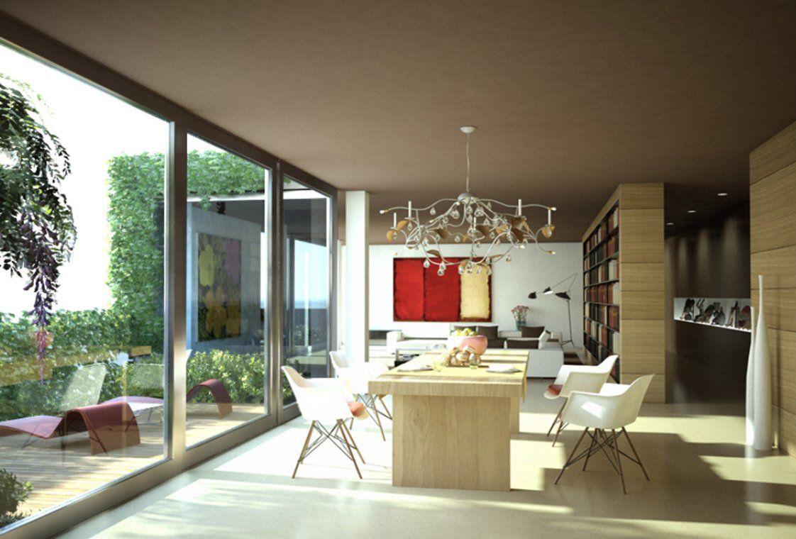 Kitchen Interior Render - Mental Ray by Joseph Harford - 3D Artist