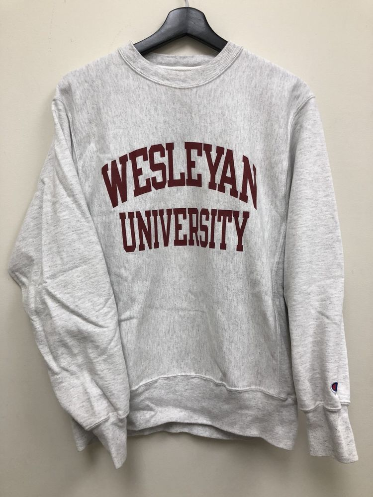 champion college sweatshirts