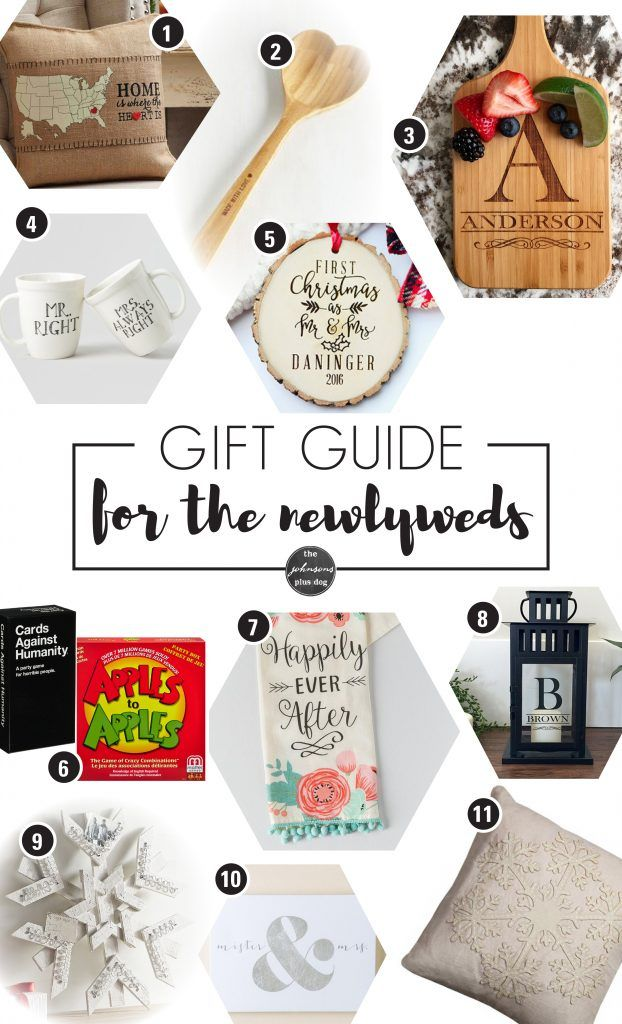 Gift Guide for Newlyweds | Gift for Newlyweds | Christmas Gift ...