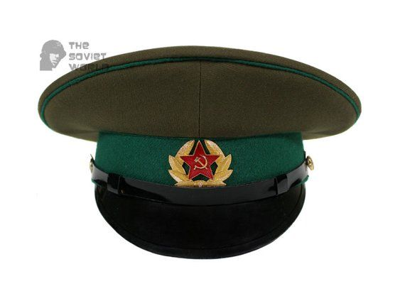 dc642e877 Soviet military Border Guards privates and sergeants and petty ...