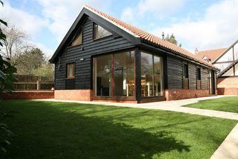 Floor Plan For Single Storey Barn Conversion Google Search Barn House Plans Barn Style House Modern Barn House