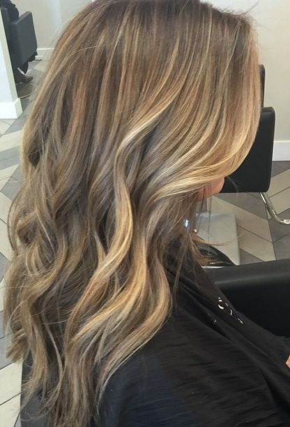 bronde hair color - hair color trends 2015