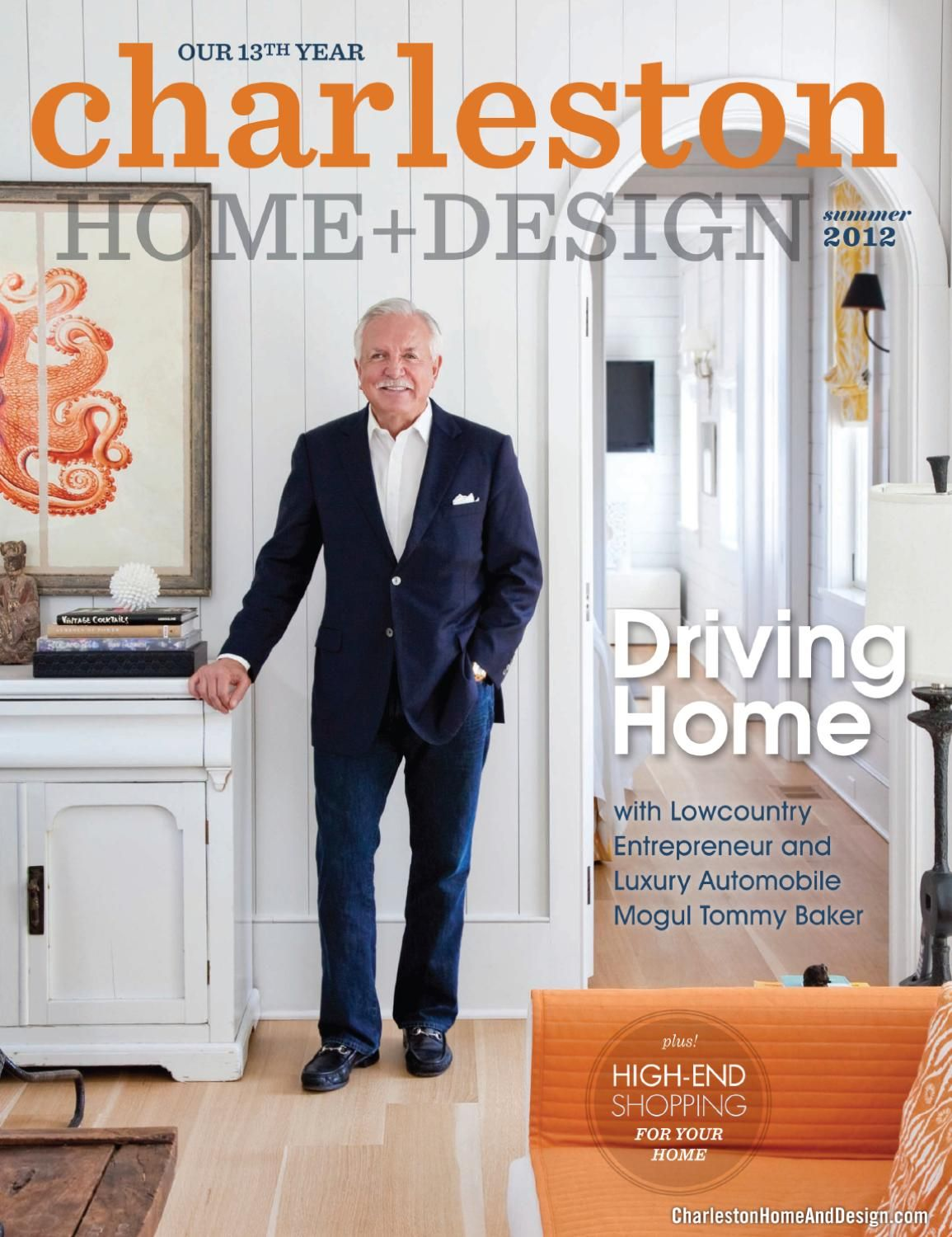 Charleston Home + Design Magazine   Summer 2012