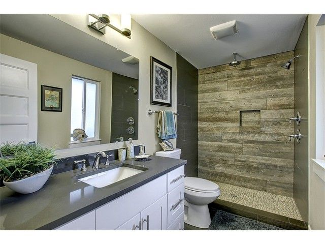 Pin By Happy On Split Entry Modern Bathrooms Remodel Raised Ranch Remodel House