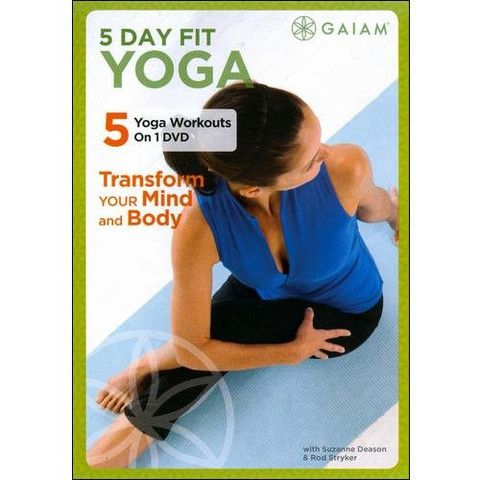 5 day fit yoga this is so easy stress yoga health