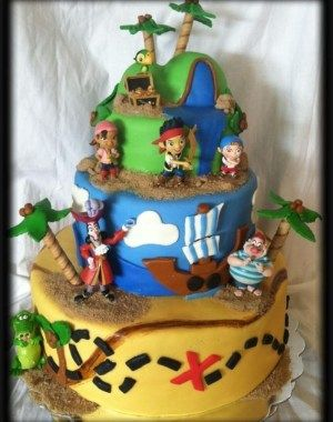 Jake Birthday Cake Ideas BirthdayCakes httpsifttt2Hll9OH