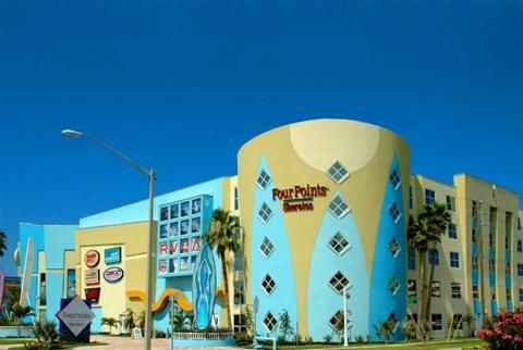 Cocoa Beach Florida On Hotels Lodging Attractions
