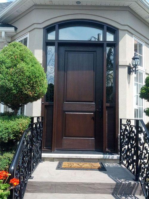Front Entry Doors Toronto has been producing the highest quality Wood Grain Fiberglass Doors in Toronto & Front Entry Doors Toronto has been producing the highest quality ...