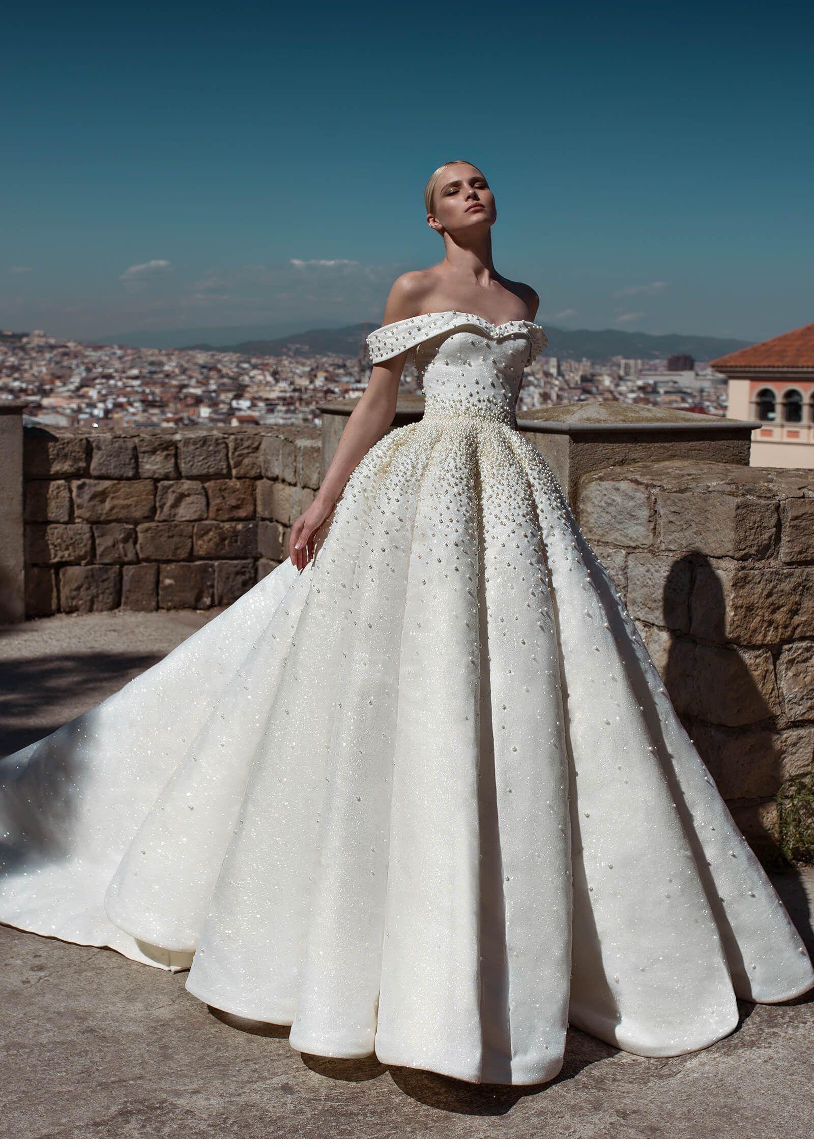 MAGNUM COLLECTION '19 Dovita Bridal Wedding dresses
