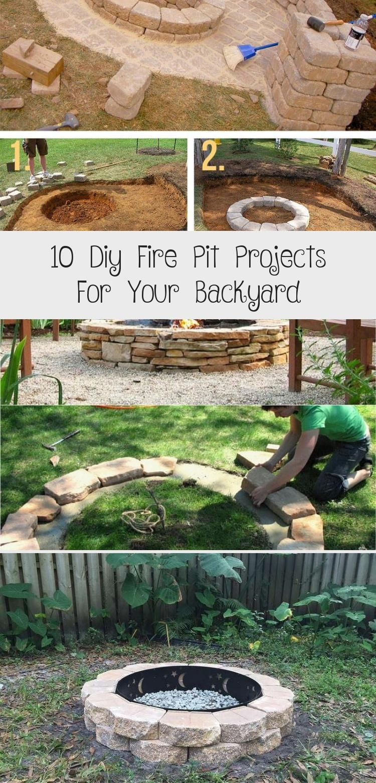 Photo of 10 Diy Fire Pit Projects For Your Backyard – Best Diy