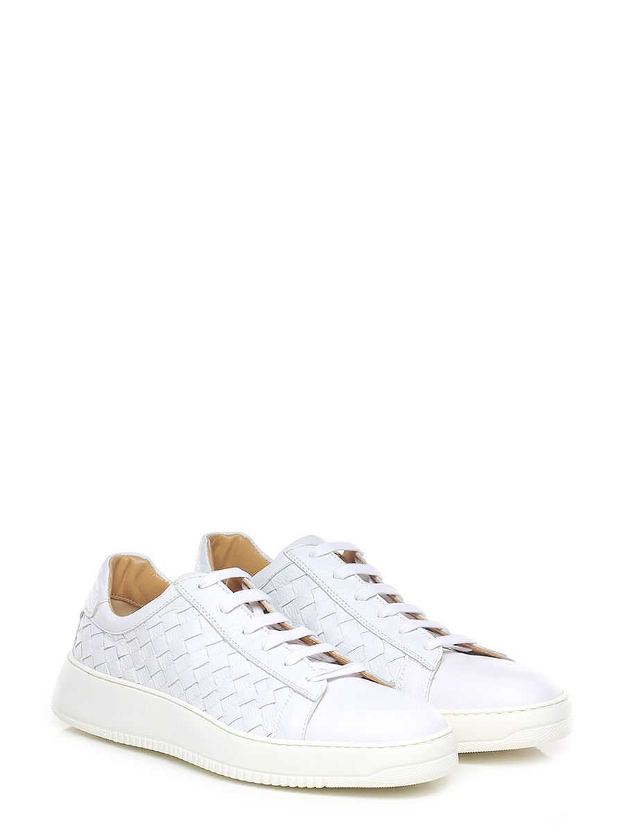 Sneaker Bianco Roberto Botticelli | Sneaker, Sneaker bianche